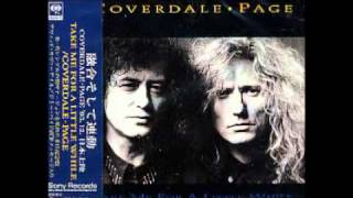 Take Me For A Little While (Coverdale/Page Acoustic Demo)