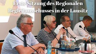 Strukturwandel in der Lausitz - Regionaler Begleitausschuss befürwortet erstes Projekte in Sachsen