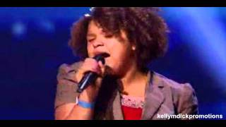 Rachel Crow - The X Factor U.S. - Audition - Mercy(Full Version) thumbnail