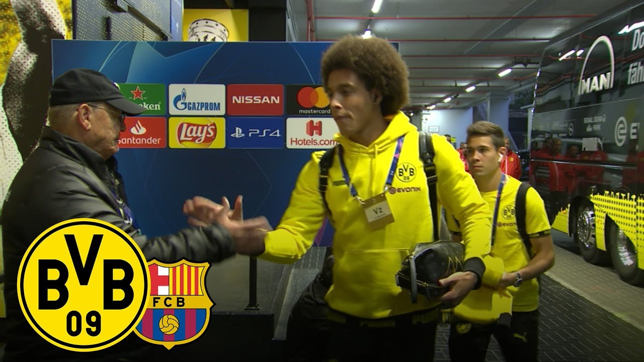 Anstoß - Die WarmUp-Show | BVB - FC Barcelona