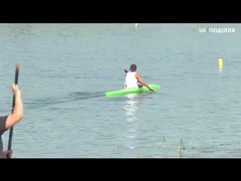 UA: ПОДІЛЛЯ: 16 веслувальників Хмельницької області змагаються на командному чемпіонаті України в Полтаві