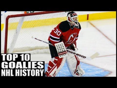 Top 10 Best Goalies in NHL History