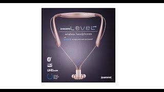 Samsung Level U Pro Wireless Headphones Unboxing/Review