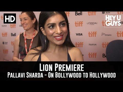 Pallavi Sharda World Premiere Interview - Lion @ TIFF16