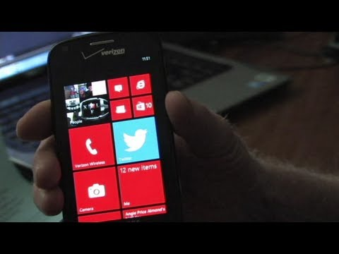 Review: Samsung ATIV Odyssey Windows Phone