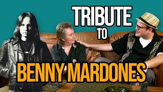Benny Mardones - Story of Into The Night | Tribute | Professor of Rock