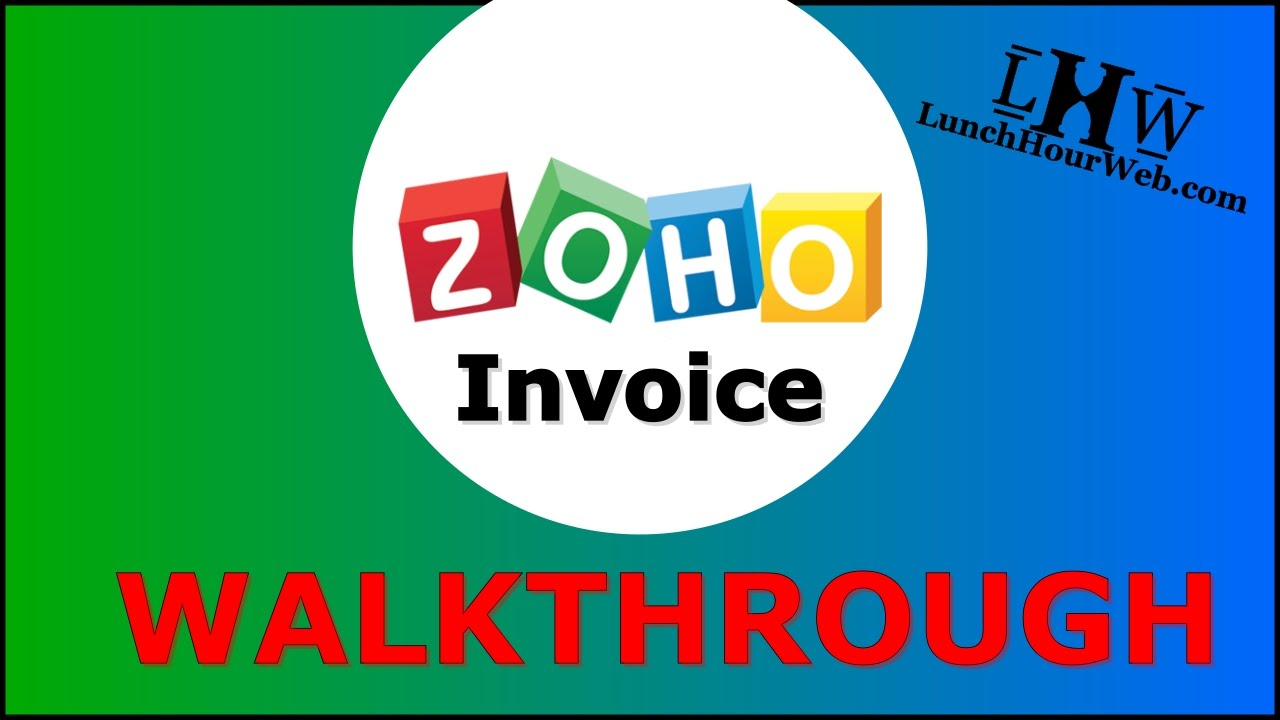 Taxi Receipt Blank Word How To Setup Zoho Invoice  Youtube Consular Invoice Excel with Paychex Eib Invoice Excel How To Setup Zoho Invoice Panda Express Receipt Pdf