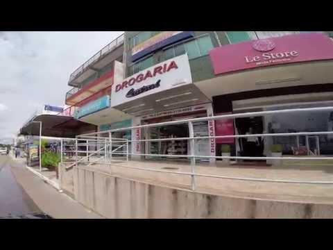 Área Comércial do Condomínio Solar Brasilia Quadra II