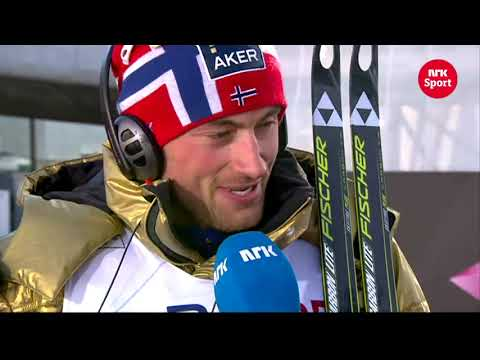 Petter Northug Jr. career highlights - The greatest cross country skier of all time