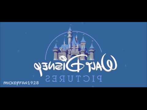 Walt Disney Pictures Logo: Deep Dream Castle Variant
