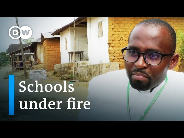 Cameroon: A priest and the fight for more education   DW Documentary