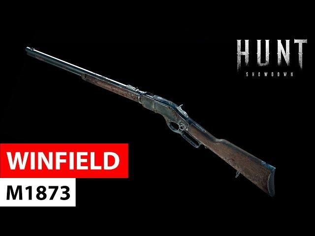 Winfield M1873 | Hunt: Showdown