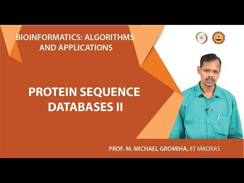 Protein sequence databases II