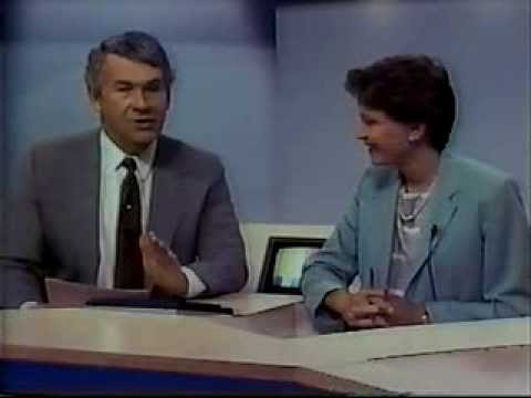WAFF 48 News- Patches The Clown (1986)
