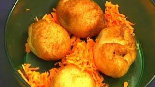 Carrot Bread Bonda