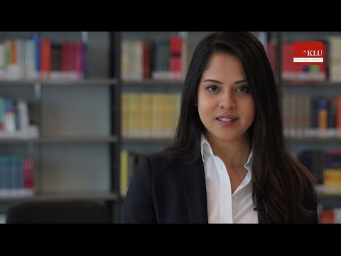 Study at KLU: Tri-Continent Master Global Supply Chain Management