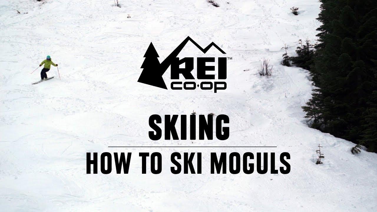 How to Ski Moguls | REI Expert Advice