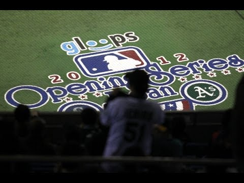 2014 Opening Day Preview Mariners vs A's