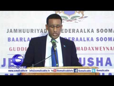 Khudbaddii Musharax Jabriil Ibraahim Cabdulle 02 02 2017