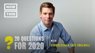 2020 Dem Eric Swalwell Has Bold Gun Reform and Health Care Plans | NowThis