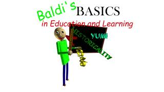 School (Alpha Mix) - Baldi's Basics in Education and Learning