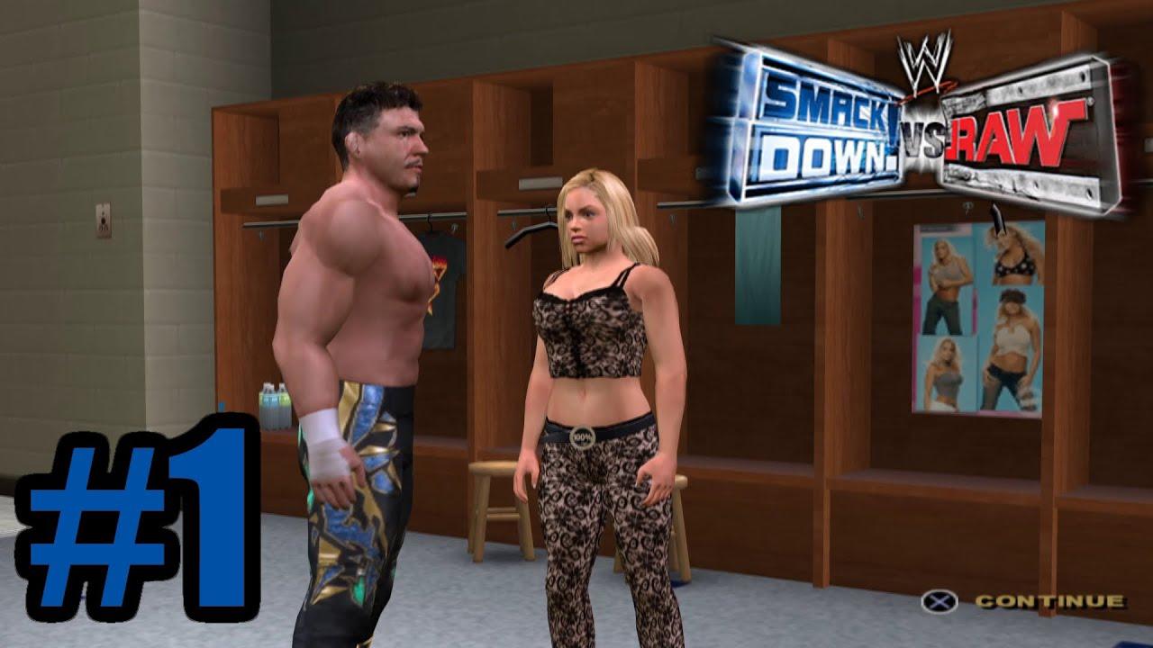 Download WWE SmackDown! vs. Raw: Season Mode (Alternate Storylines) Part 1