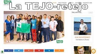 La retejo de TEJO estas bona | Esperanto vlogo