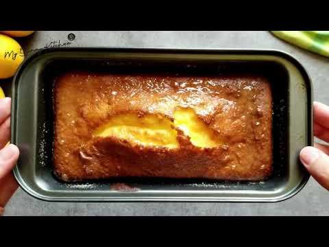 gâteau-à-l'orange-moelleux-|-recette-facile