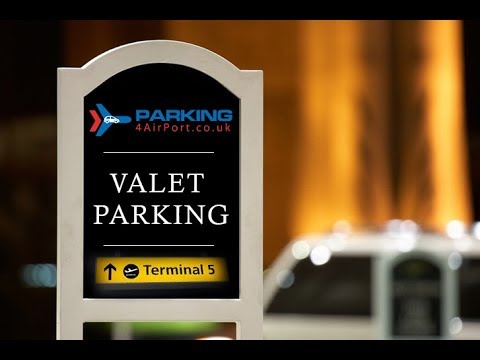 Our Smart Valet Values Traveller Money by Valet Parking Terminal 5 at Heathrow