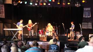 School of Rock (Burnsville) - Poundcake (Van Halen cover) Minnesota Music Cafe 2013
