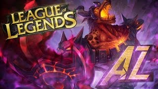 A-Z League of Legends: Nasus - Walka o stacki
