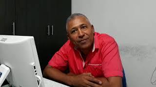 Clímaco Rojas corresponsal en La Guajira para El Informador y Periódico La Guajira