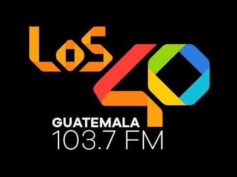 Promo Los 40 Principales 103.7 FM Guatemala