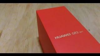 Huawei GR3 2017 Unboxing