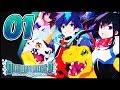 WILLKOMMEN IN DER DIGIWELT! - #01 - LET'S PLAY Digimon World: Next Order