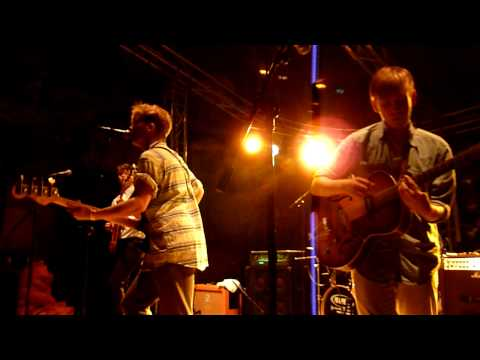 The Crookes - Just Like Dreamers @ Festival De Affaire - (1/3)