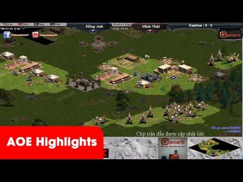 AOE HighLights - Đỉnh Cao của sự chày cối: Hồng Anh