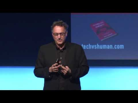 Futurist Speaker Gerd Leonhard at SAP Executive Summit 2017: Exponential technological (r)evolutions
