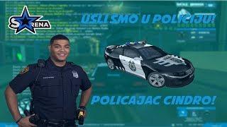 USLI SMO U POLICIJU *PD* | CINDRO JE POSTAO *POLICAJAC* | SAMP SKILL ARENA