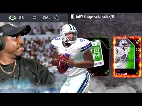DIVISIONAL PLAYOFF GAME & TOTW PACK OPENING! Madden Mobile 20 Season Mode Gameplay Ep. 10