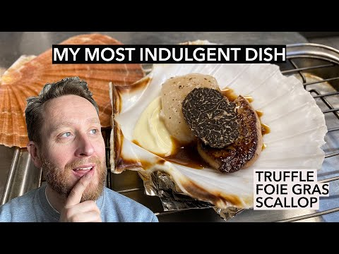 Can It Get Anymore French? Scallops, Foie Gras & Truffle Fr Greg Marchand's Frenchie | John Quilter