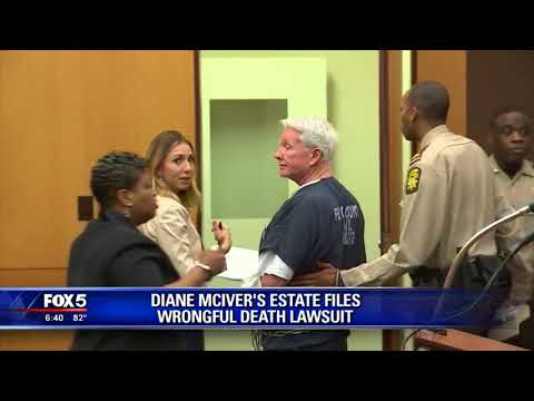 Diane McIver's estate files wrongful death lawsuit