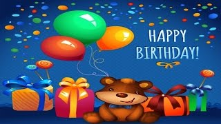 Its Time to Celebrate - Happy Birthday Song | Songs For Kids And Childrens | Birthday Party