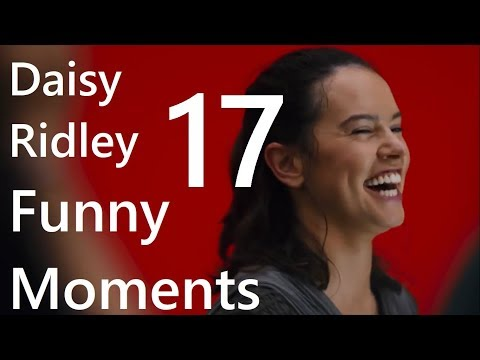 Download Youtube: Daisy Ridley Funny Moments 17
