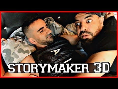 Storymaker 3D mit Pa Sports & Dj Khaled