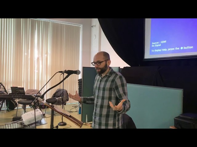 Luke 1:57-80 Sermon - 20 December 2020