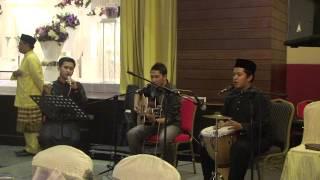 Selawat Pengantin Baru (Nowseeheart acoustic cover)