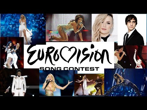 My Top 60 Eurovision 2000-2017
