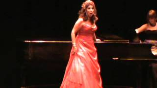 Habanera from Carmen (in ENGLISH) - High Peaks Opera Gala 2012