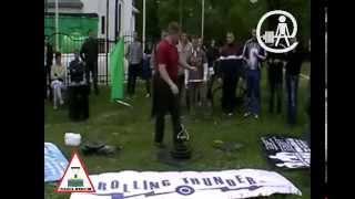 турнир армлифтинг 9 мая 2012 подход2 (Гомель)